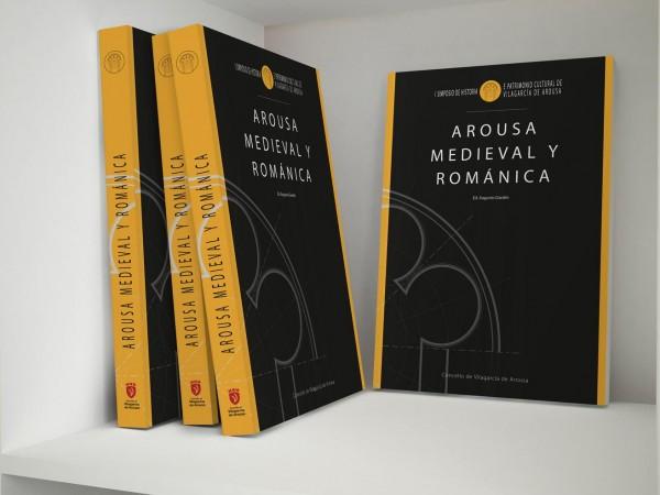 Maquetación Libro Arousa Medieval y Románica