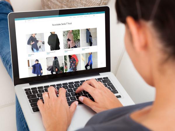 Tienda online Senla T Tricot